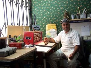 Uri Misrachi - Carving Dreams in Wood